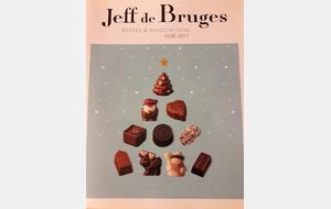 Commandes de chocolats de Noël 2017